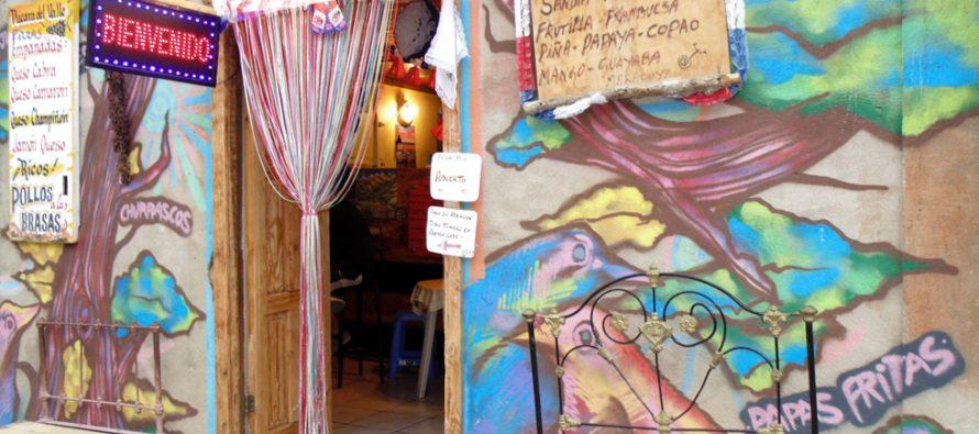 """Restaurante """"Pucara del Valle"""" ubicado en Pisco Elqui es destacado a nivel internacional"""