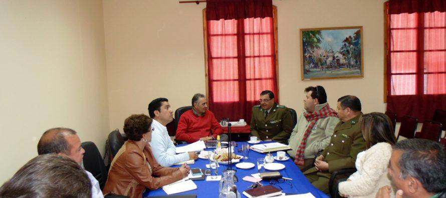 Suboficial Alejandro Silva asume como nuevo jefe en Tenencia de Carabineros de Paihuano