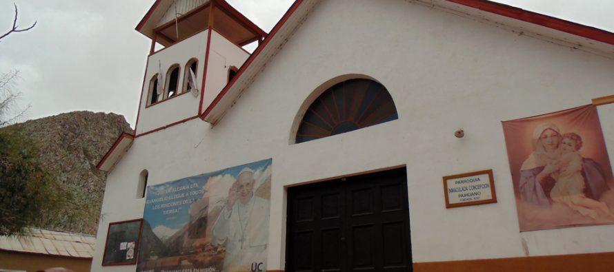 Comunidad de Paihuano realiza campaña para ayudar a familias afectadas por terremoto