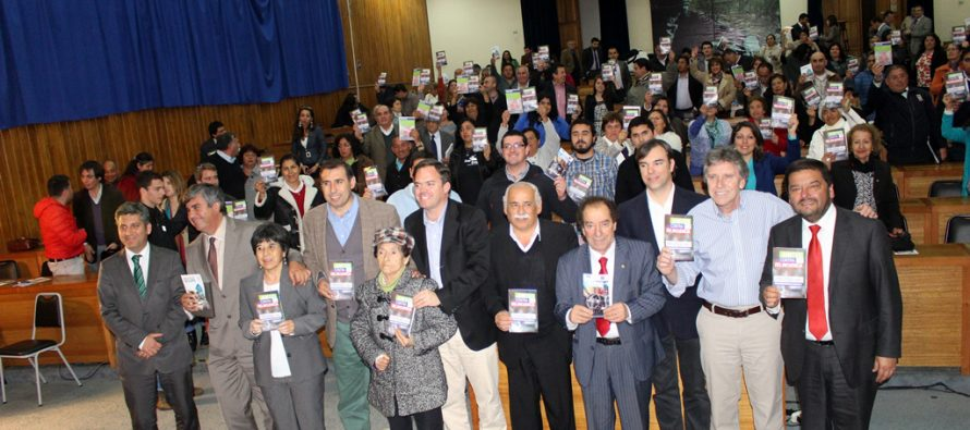 Campaña transversal reúne a dirigentes sociales y autoridades políticas contra la delincuencia