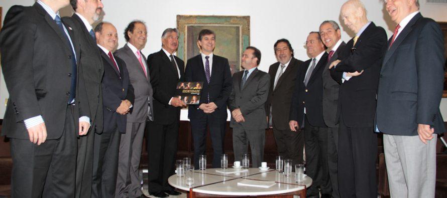 Consejo Regional recibe importante respaldo político en Brasil en miras al Corredor Bioceánico Central