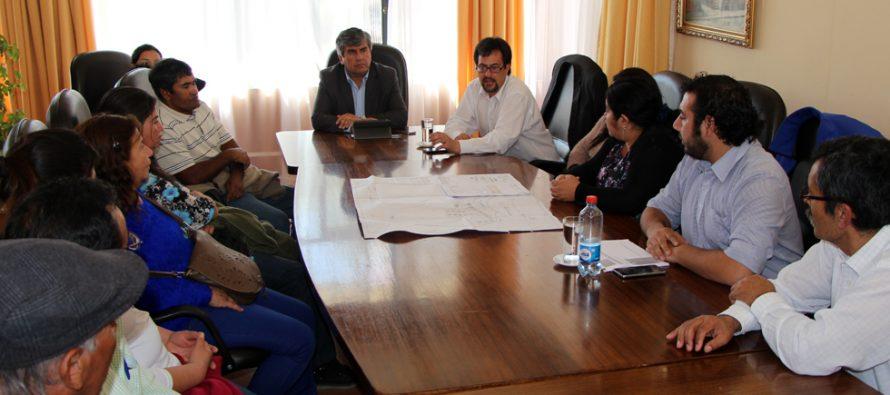 En un plazo de 2 años comité de allegados de Andacollito podrán contar con sus casas