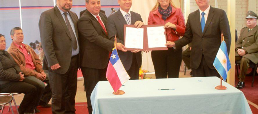 Argentina y Chile trabajarán en protocolo de emergencia para apoyar a crianceros durante las veranadas