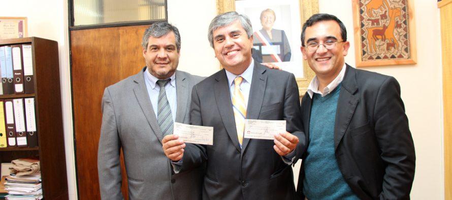 Proyectan desarrollar un Parque Deportivo en el sector oriente de la ciudad de Vicuña