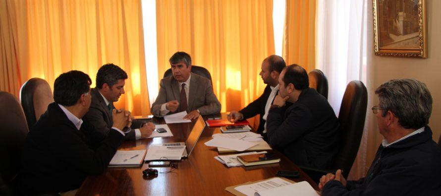 Alcalde de Vicuña se reúne con Intendente para gestionar nuevos proyectos para la comuna