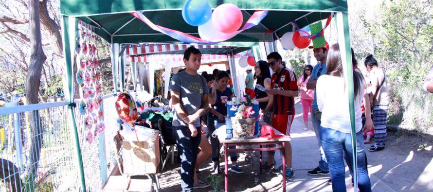 Rescatan las tradiciones de la localidad de Lourdes con la Primera Feria Costumbrista