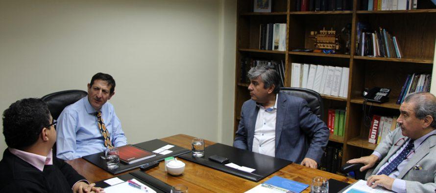 Ferronor muestra interés para concretar reactivación de la línea férrea por el Elqui