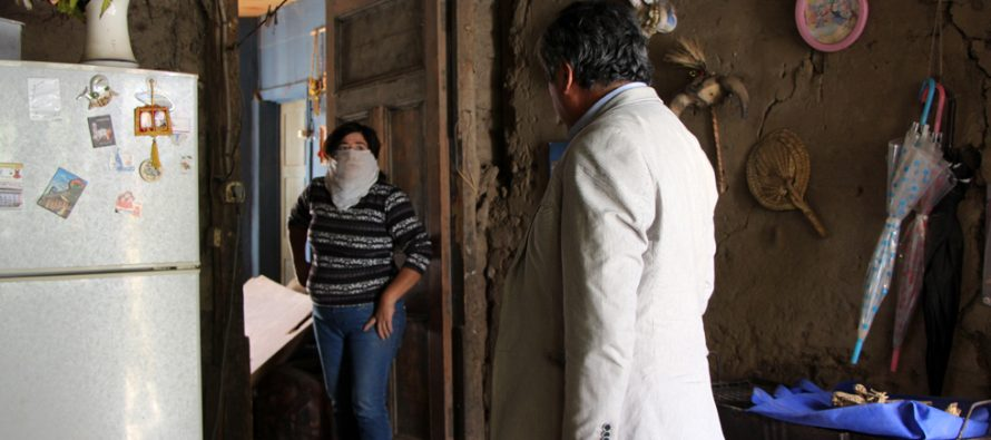 Alrededor de 182 viviendas fueron dañadas en Vicuña por el terremoto