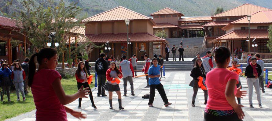 Gobierno en Paihuano y Vicuña destaca los avances y oportunidades que abre la reforma educacional