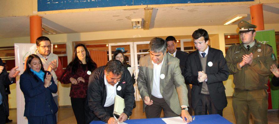 Quiero Mi Barrio en Vicuña suma el Programa de Protección del Patrimonio Familiar