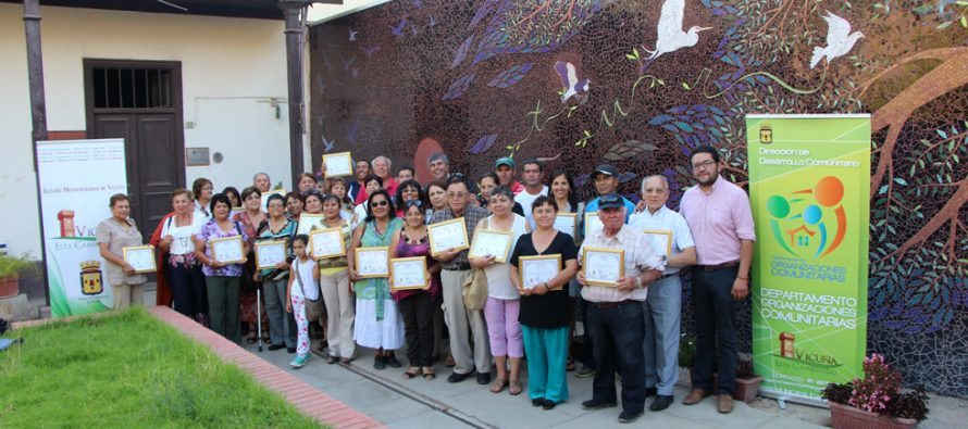 Hasta el 30 de octubre las organizaciones sociales podrán postular a subvenciones municipales 2015