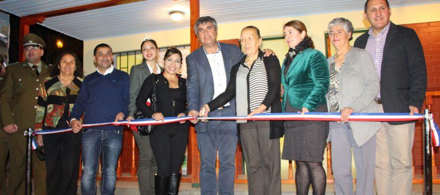 Población Los Héroes y El Tambo cuentan con renovadas sedes para sus actividades