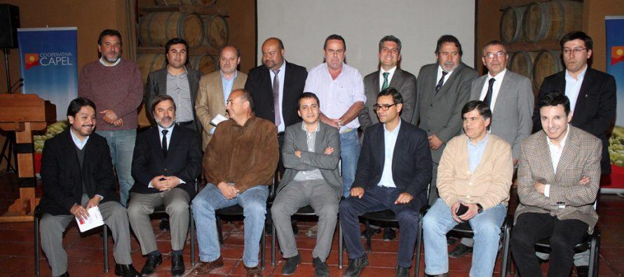 Gobierno y productores de Pisco fortalecen trabajo colaborativo en Vicuña