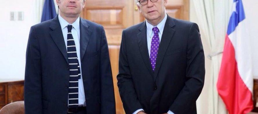 Matías Walker solicita a Ministro Burgos Zona de Catástrofe para el Elqui
