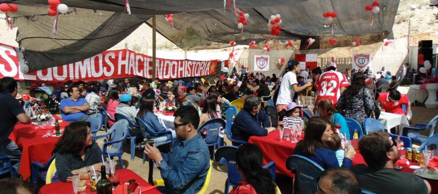 Club Deportivo Unión Pisco celebró en grande sus 61 años de vida