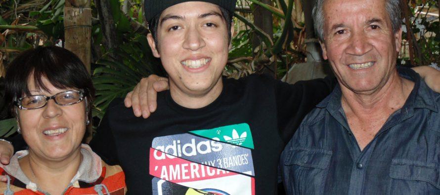 Boryan Rojo regresa a Paihuano haciendo un llamado a la comunidad para ser donantes y salvar vidas