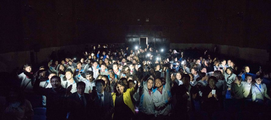 """Explora Conicyt y Observatorio Cerro Tololo desarrollan  proyecto """"Globe At Night"""""""