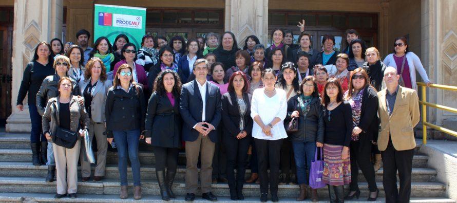 Destacan el rol de la mujer rural en visita de la Directora Nacional de la Fundación PRODEMU