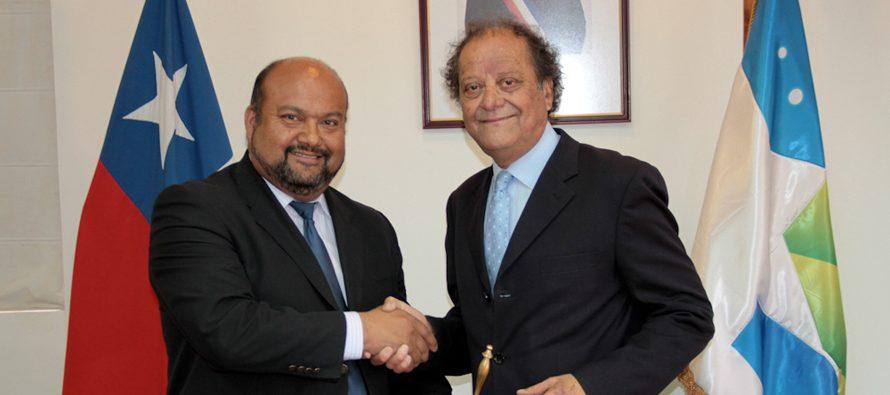 Teodoro Aguirre (PPD) asume como nuevo presidente del CORE y reemplaza a José Montoya
