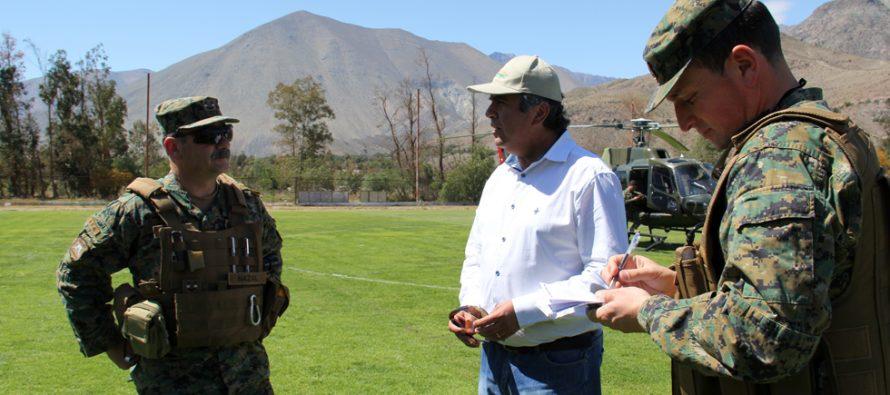 Decreto de Zona de Catástrofe se extiende hasta la Provincia de Elqui