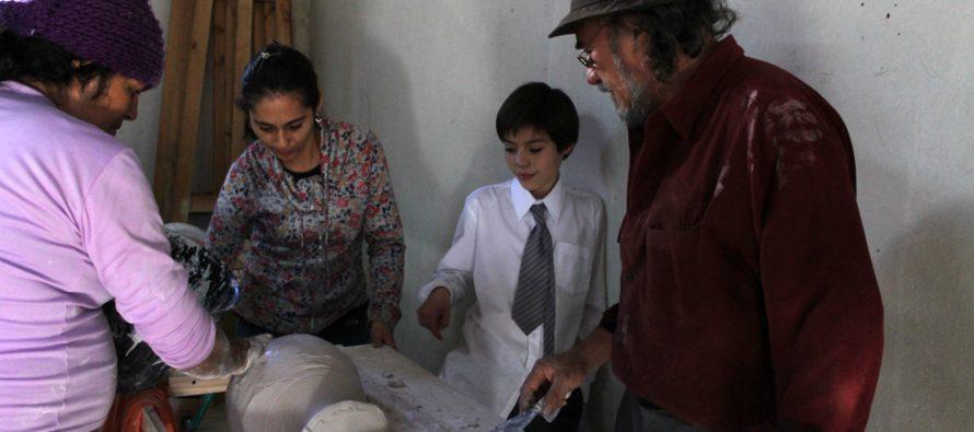 Invitan a participar de los talleres que se imparten en la Casa de la Cultura de Vicuña
