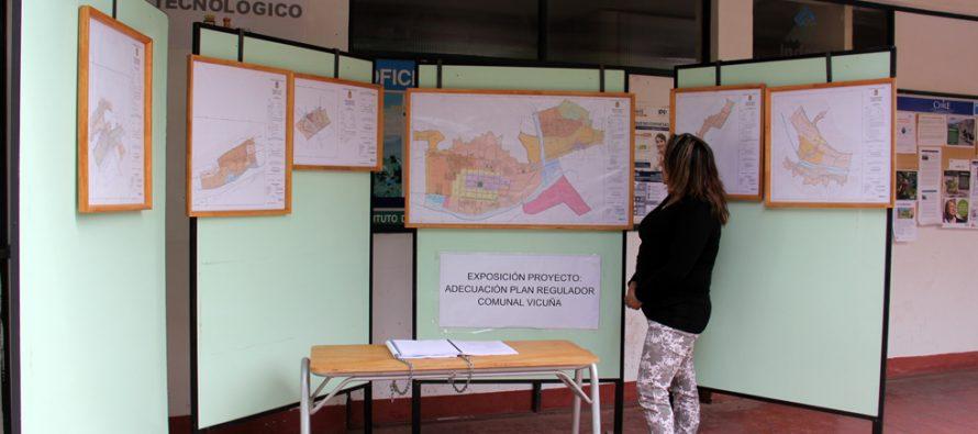 Llaman a la participación ciudadana para definir actualización de Plan Regulador de Vicuña