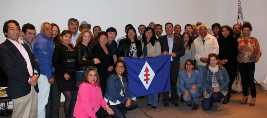 Un total de 43 nuevos militantes se suman a la Democracia Cristiana en Vicuña