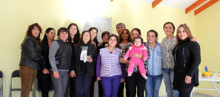 Un total de 12 mujeres de la POGAMI fueron capacitadas en la técnica del fondant