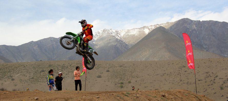 A Copiapó se fue el primer lugar de la sexta fecha del Campeonato de Motocross de la zona norte
