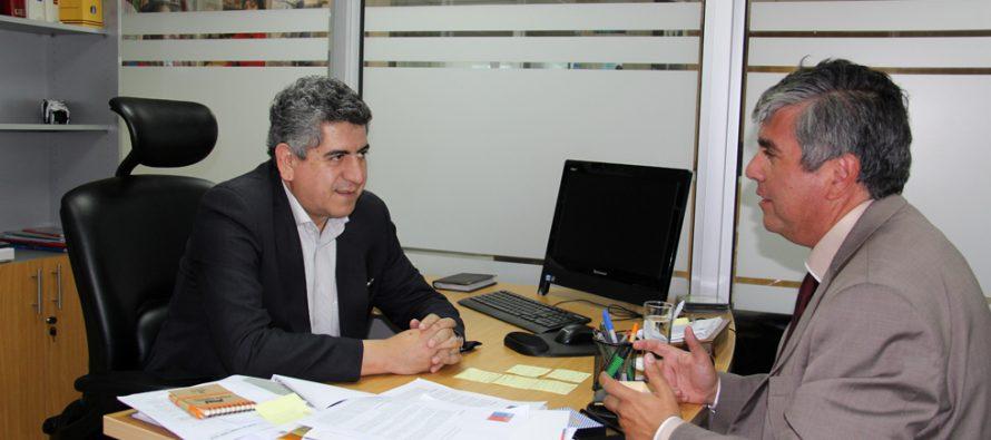Evalúan avances del proyecto Más Territorio que se desarrolla en Rivadavia