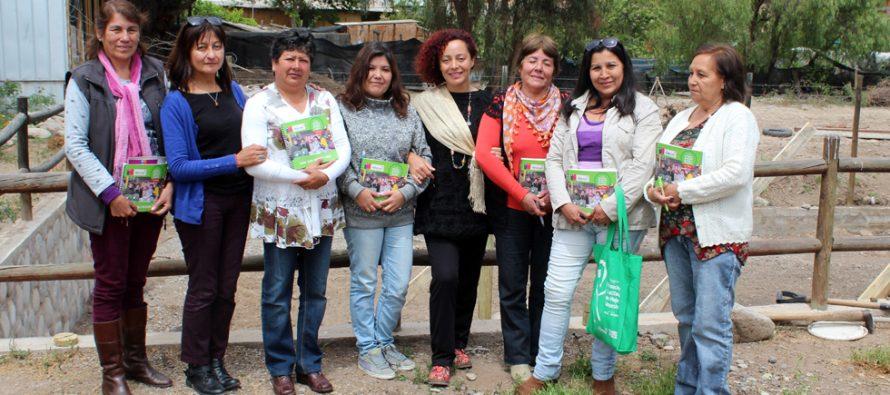 Mujeres de Vicuña son beneficiadas con el convenio INDAP-PRODEMU