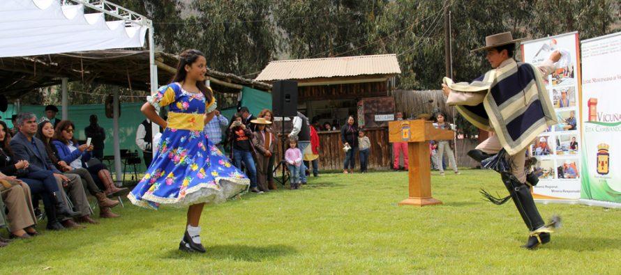 Marquesa vivió la III versión de la Feria Costumbrista en la senda de rescatar tradiciones