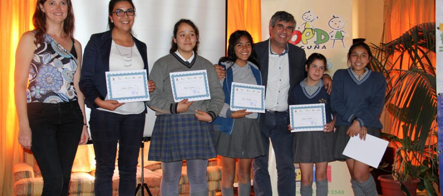 Realizan jornada de capacitación de jóvenes líderes para Vicuña