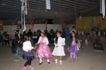 La fiesta de  Hallowen se hizo presente en Rivadavia