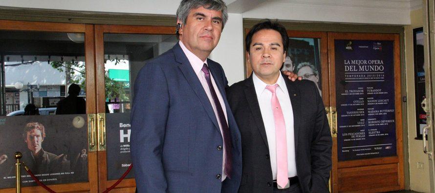 Realizan gestiones para que el tenor chileno Tito Beltrán se presente en Vicuña en periodo estival
