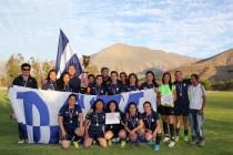 Diaguitas se impuso en el Campeonato de la Asociación de Fútbol Femenino de Vicuña