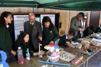 Escuelas Lucila Godoy y Elba Carmona fueron las ganadores de la 1ra Feria de Reciclaje de Vicuña