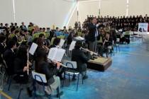 Banda Sinfónica Juvenil se presenta hoy en tierras elquinas para conmemorar a la Premio Nobel de Literatura