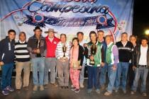 Club de Rayuela de Vicuña obtiene tercer lugar en torneo regional de La Higuera