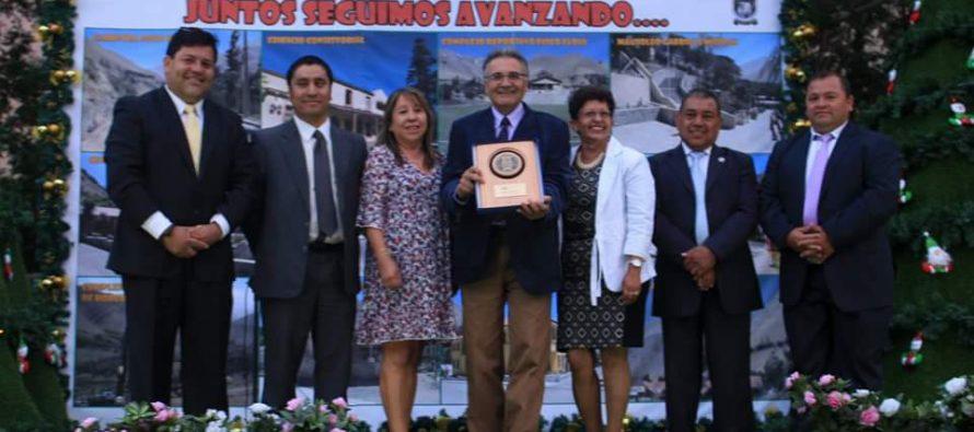 Destacan el desarrollo de los últimos 20 años en Paihuano en la celebración de su aniversario 124