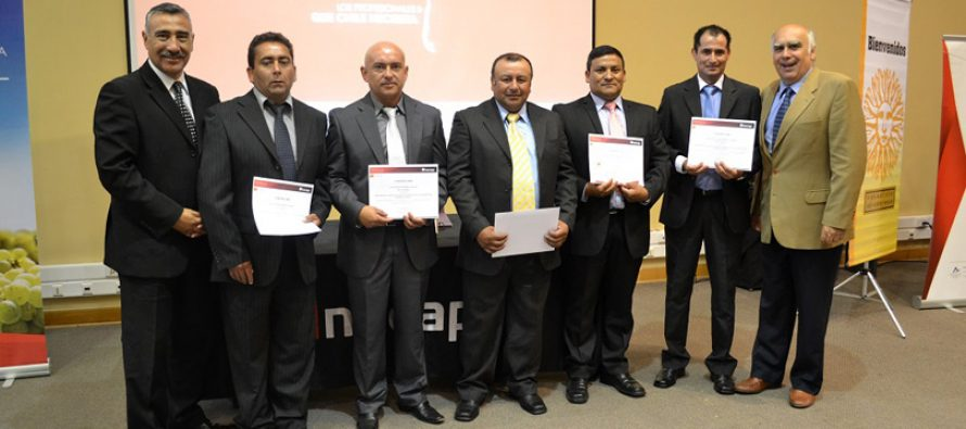 Colaboradores de Capel finalizan diplomado en INACAP La Serena