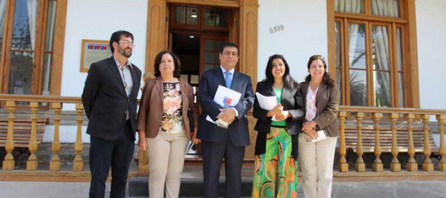 Ministro de Bienes Nacionales relanza Ruta Mistraliana en La Serena, Vicuña y Paihuano