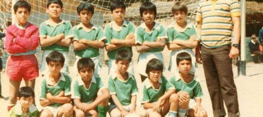 Inferiores Unión Esperanza 1982