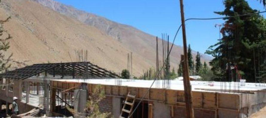 Invierten más de 460 millones de pesos en remodelación de escuela de Horcón