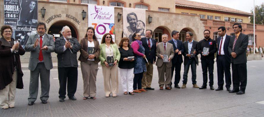 Gobierno Regional conmemora los 70 años del Nobel de Gabriela Mistral