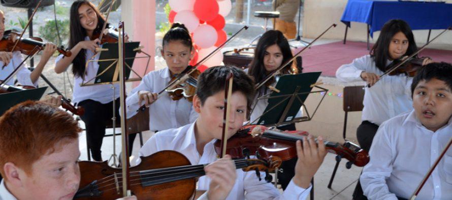 Orquesta Gabriela Mistral cierra el 2015 con dos grandes presentaciones en el Valle de Elqui