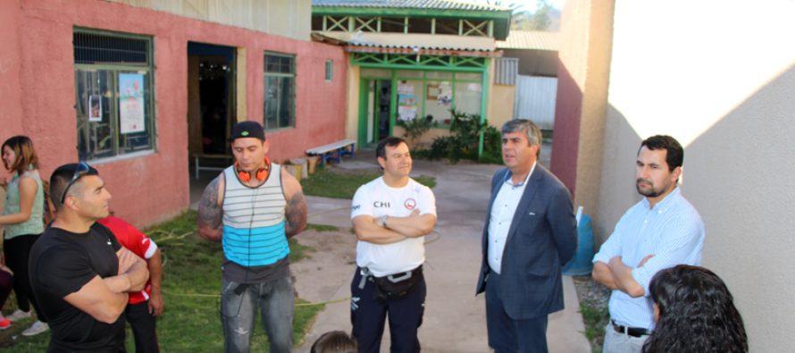 Invierten 80 millones de pesos en la remodelación de la Casa del Deporte