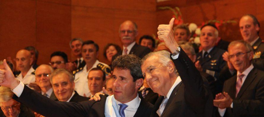 Sergio Uñac asume la Gobernación de San Juan con la meta de concretar el túnel de Agua Negra