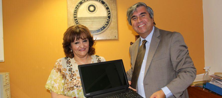 Incentivan a jóvenes elquinos a estudiar de forma gratuita en la Universidad Nacional de San Juan