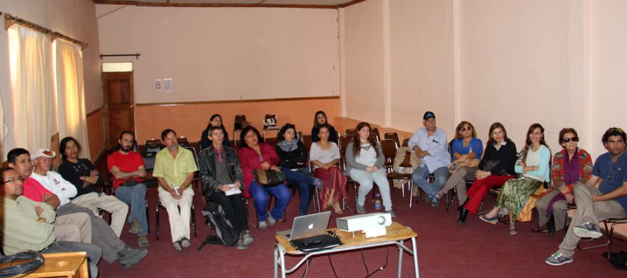 Invitan a participar de seminarios en gestión cultural y turismo en Vicuña